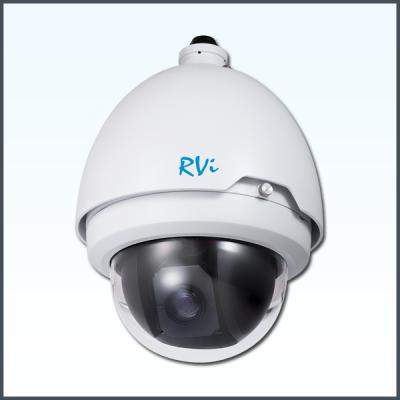 Новая скоростная купольная IP-камера RVi-IPC52DN20