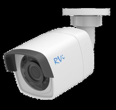 Новые уличные IP-видеокамеры RVI-IPC41LS И RVI-IPC42LS