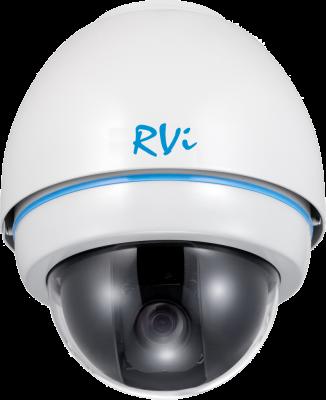 Новые скоростные купольные камеры видеонаблюдения от RVi