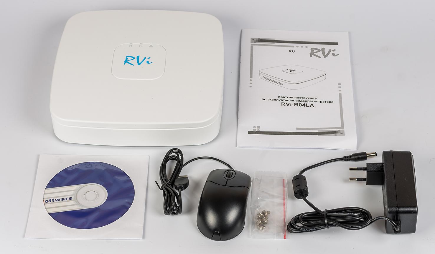 инструкция видеорегистратора rvi r04la