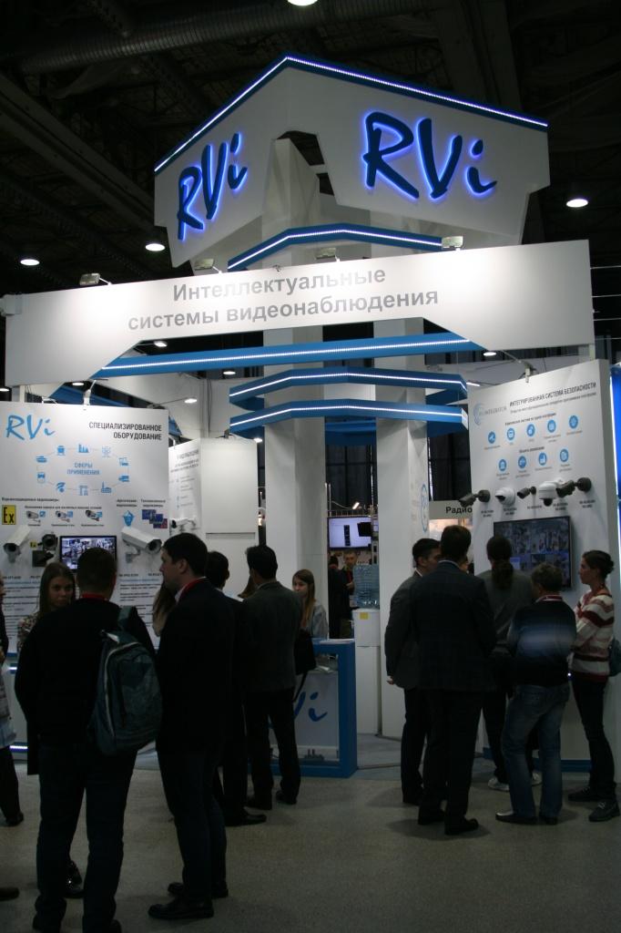 Компания RVi Group стенд на форуме All-over-IP 2017