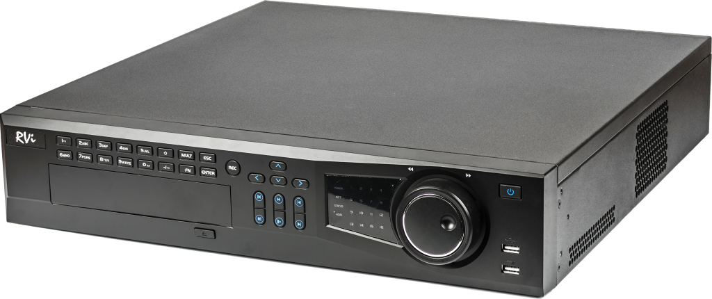 IP-видеорегистратор RVi-IPN16/8-4K V.2