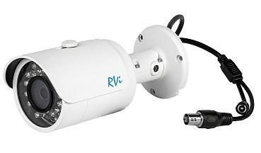Уличная камера видеонаблюдения с ИК-подсветкой RVi-C411 (3.6 мм)